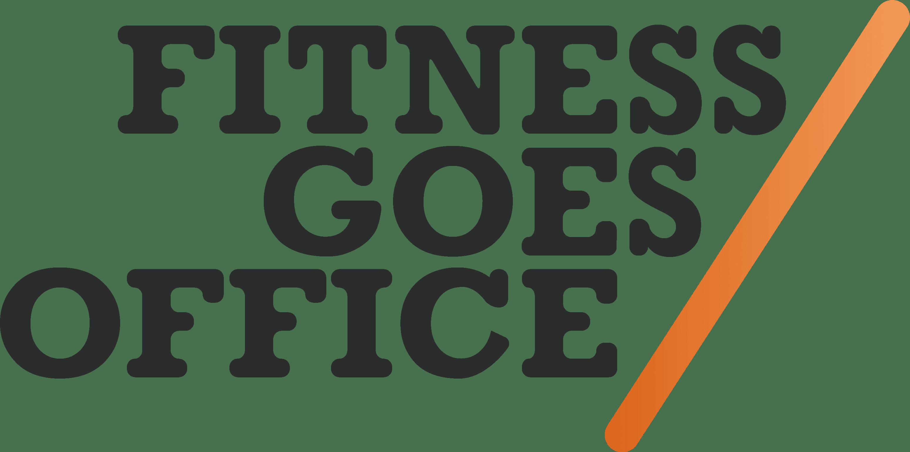 FitnessGoesOffice Logo Gradient
